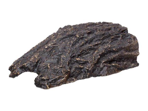 Gliniany kawałek kory 4