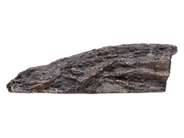 Gliniany kawałek kory
