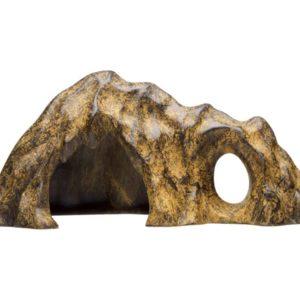 Klif piaskowy widok z przodu