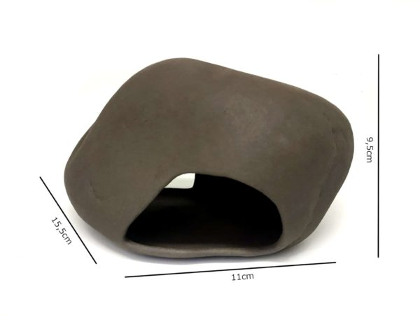 Kamień z gliny dla pielęgnic wymiary
