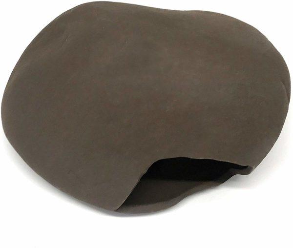 Gliniany kamień dla pielęgnic góra