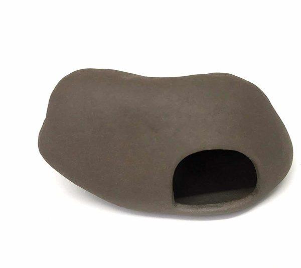 Gliniany kamień dla pielęgnic przód