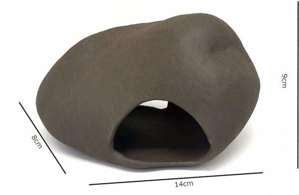 Gliniany kamień dla pielęgnic wymiary