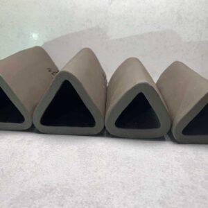 Grota gliniana dla zbrojników wejście trójkątne 3